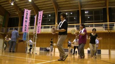 丹波音頭踊り講習会