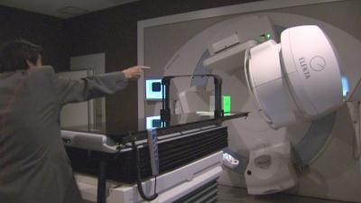 南丹病院放射線治療棟の完成