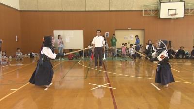 南丹船井少年少女剣道大会