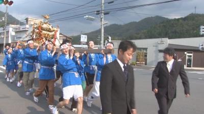 菅原神社秋の例祭