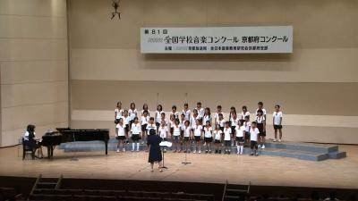 NHK学校音楽コンクール