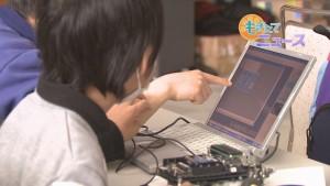 宇宙探査ロボット体験会00000000