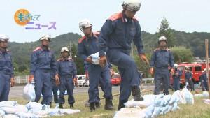 園部消防署水防訓練00000000