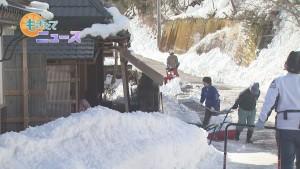雪かきボランティア00000000