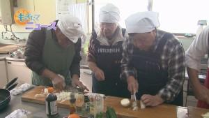 下吉田ささえあいサロン お父さんの料理教室