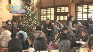 森の学舎五ヶ荘 オープンデー 森のクリスマス 楽しく交流