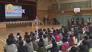 181214八木東小学校ようこそ先輩歌手多岐川舞子さん00000000