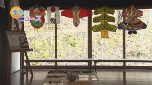190403美山かやぶき美術館小野喜象凧展00000000